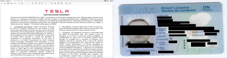 Takian.ir 157 gb of sensitive data from tesla gm toyota others exposed online 2